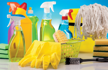 Office Cleaning Equipment & Products