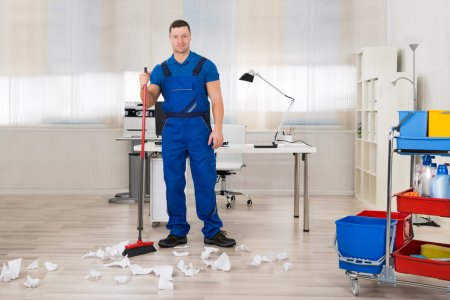 Montreal Commercial Cleaning
