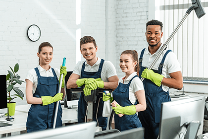 The Best Local Commercial Office Cleaning